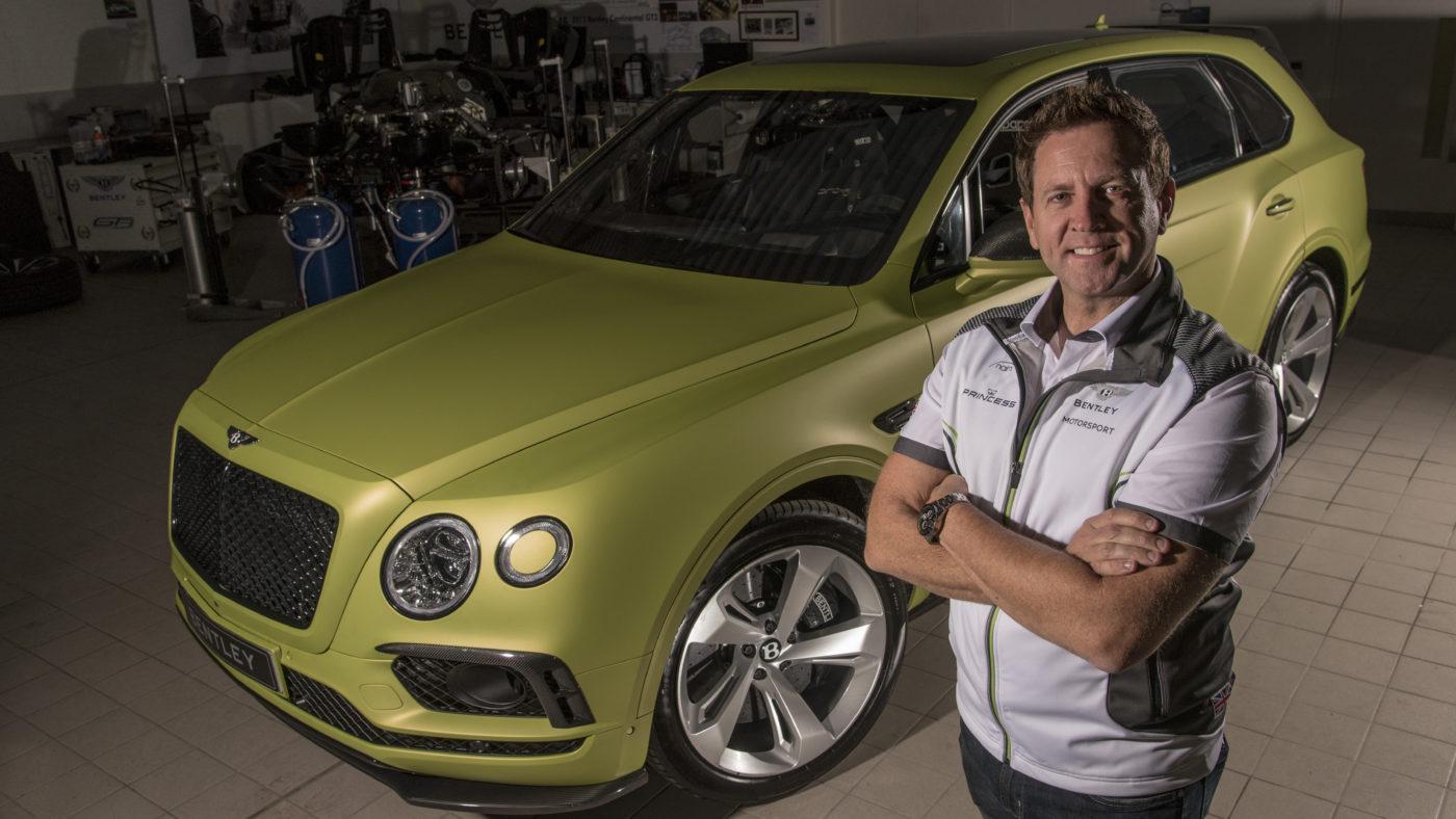 Bentley Bentayga Pikes Peak 2018 Rhys Millen