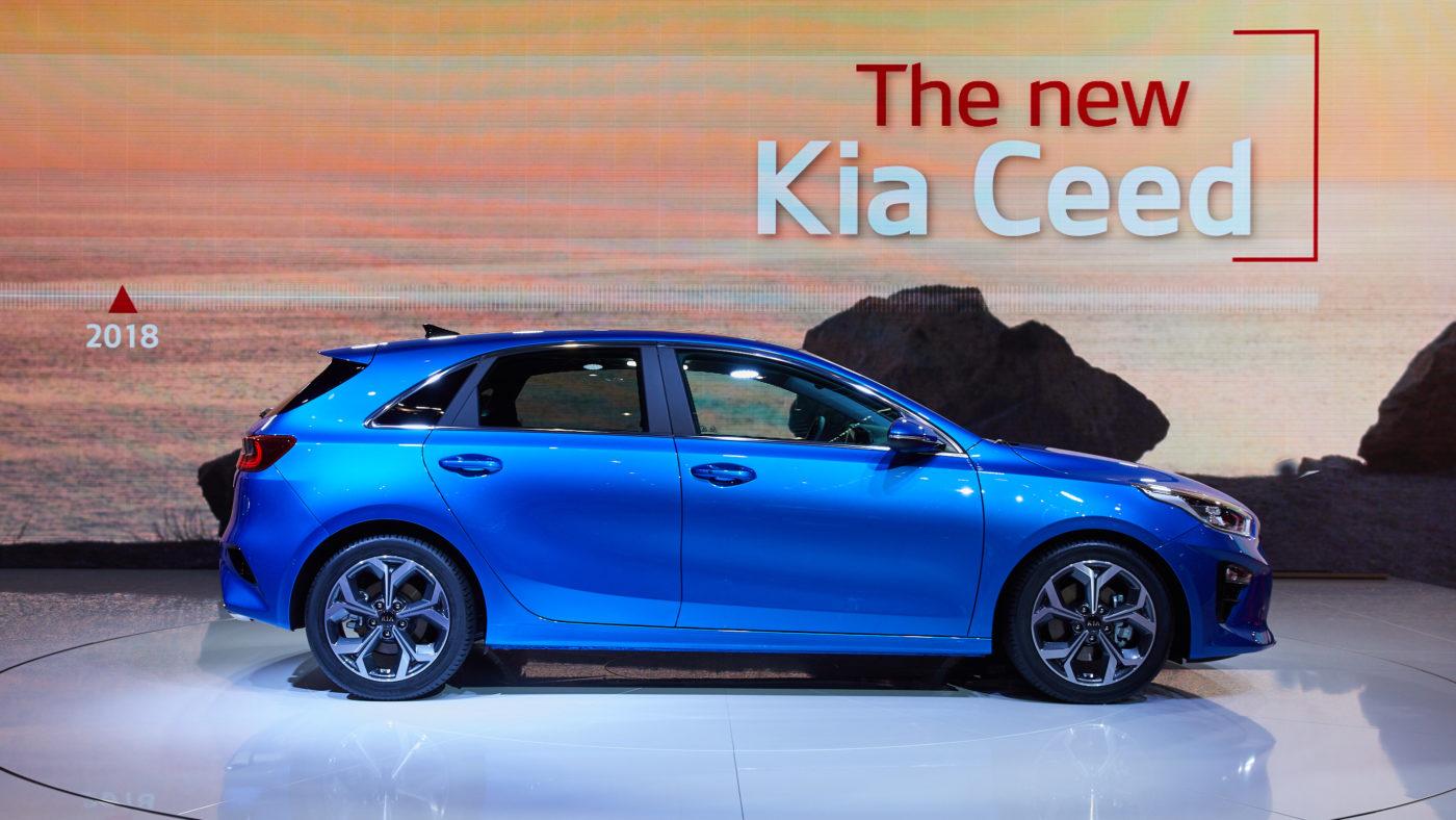 Kia Ceed 2017