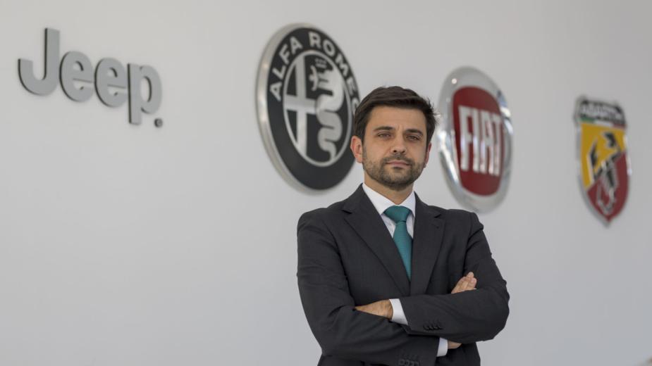 Luís Domingues, FCA