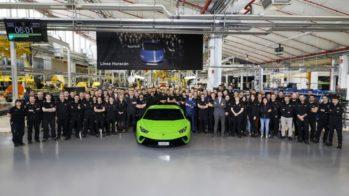 Lamborghini Huracán n.º 10000 2018