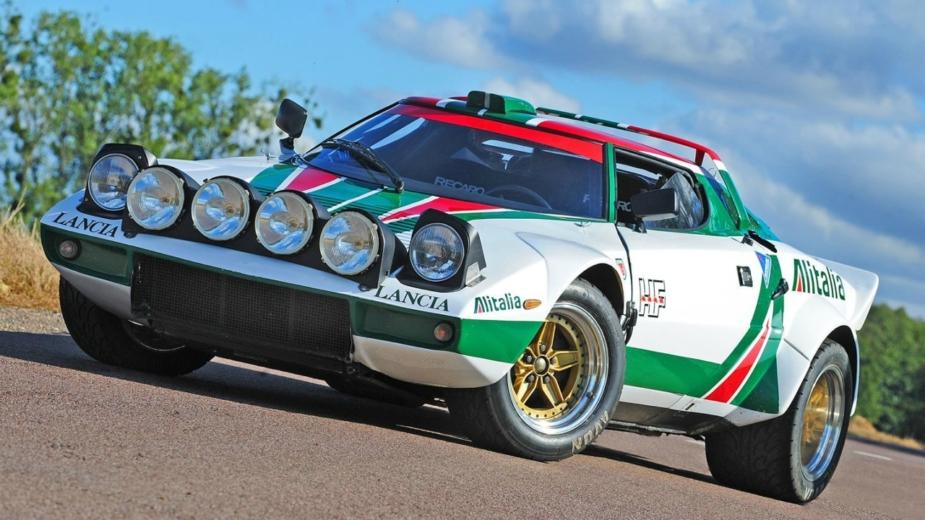 Lancia Stratos HF Rali