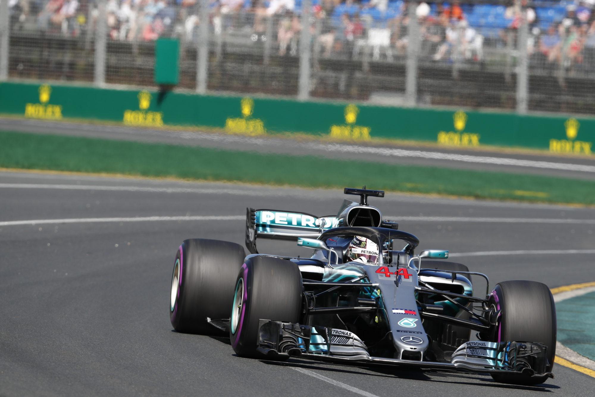 Grande Prémio da Austrália de F1 2018