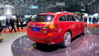Mazda6 Wagon Genebra 2018