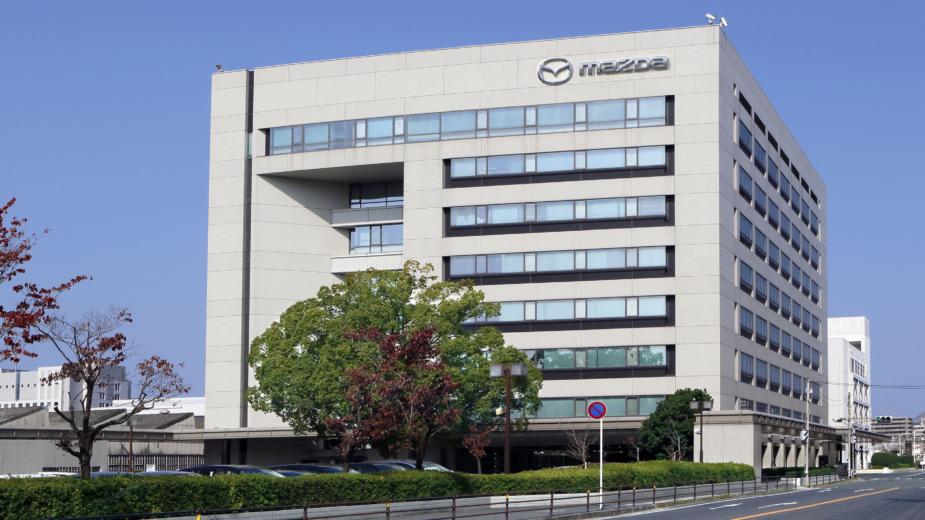 Mazda Motor Corporation EUA 2018
