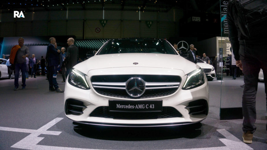 Mercedes-AMG C 43 4MATIC Genebra 2018