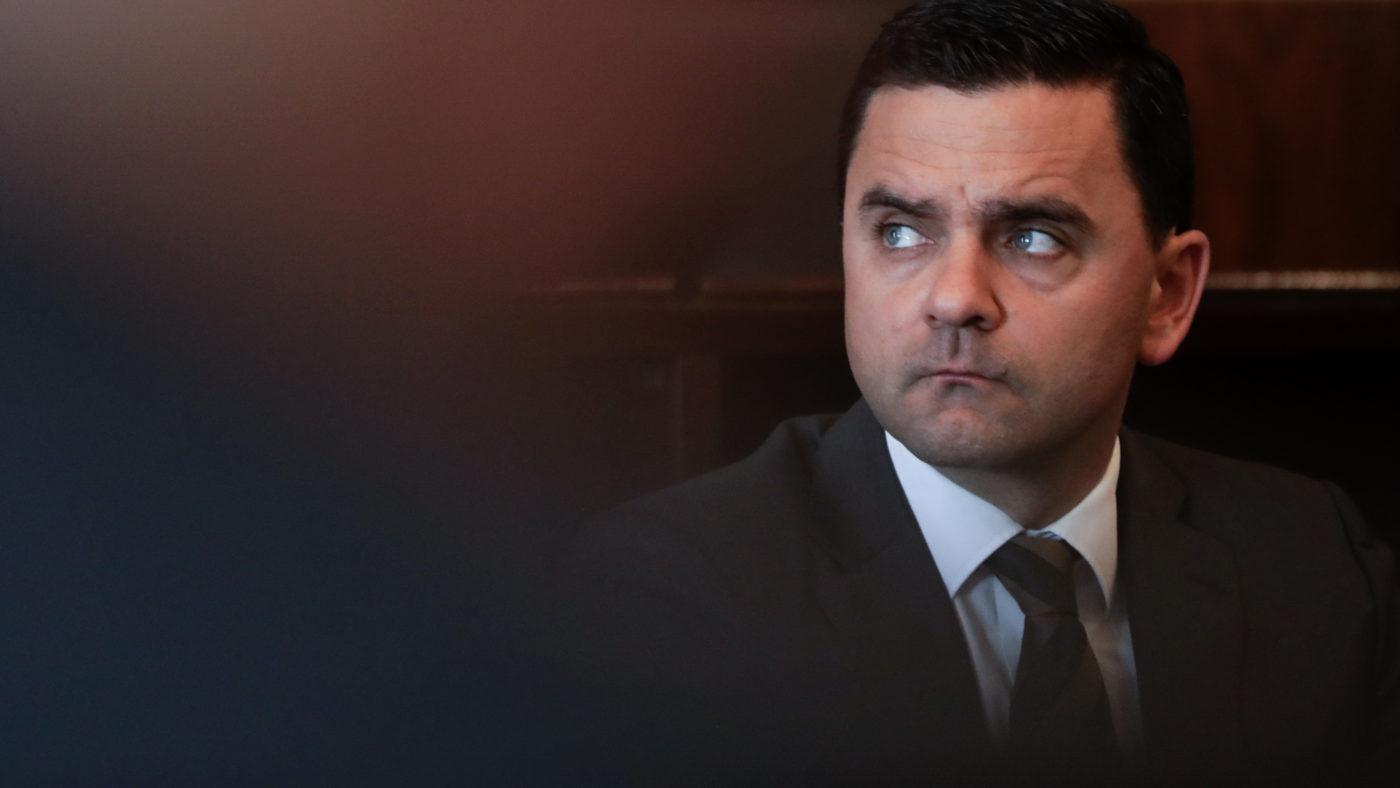 Pedro Marques Ministro Planeamento Infraestruturas Portugal 2018