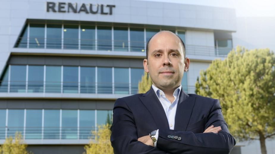 Ricardo Lopes Marketing Renault 2018