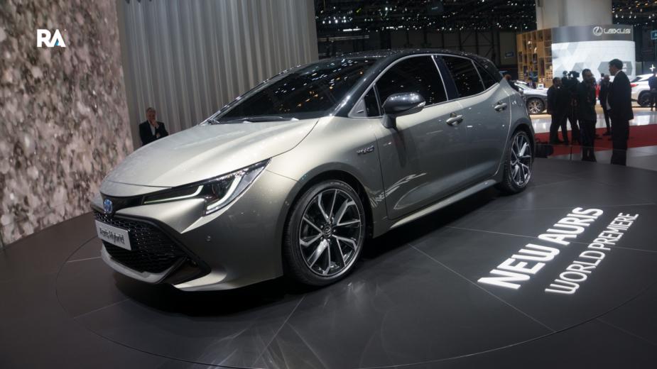 Toyota Prius Genebra 2018