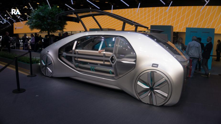 Renault EZ-GO Genebra 2018