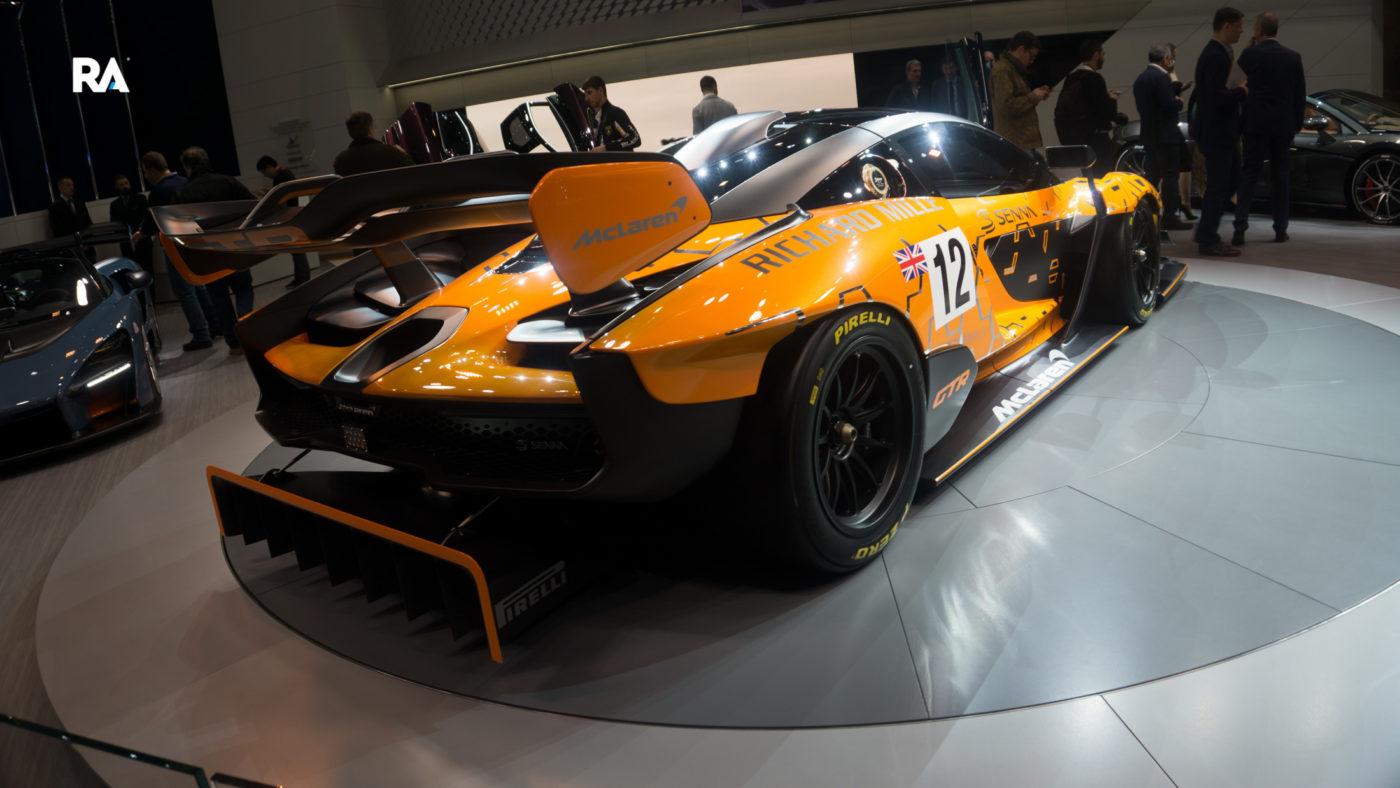 McLaren Senna Genebra 2018