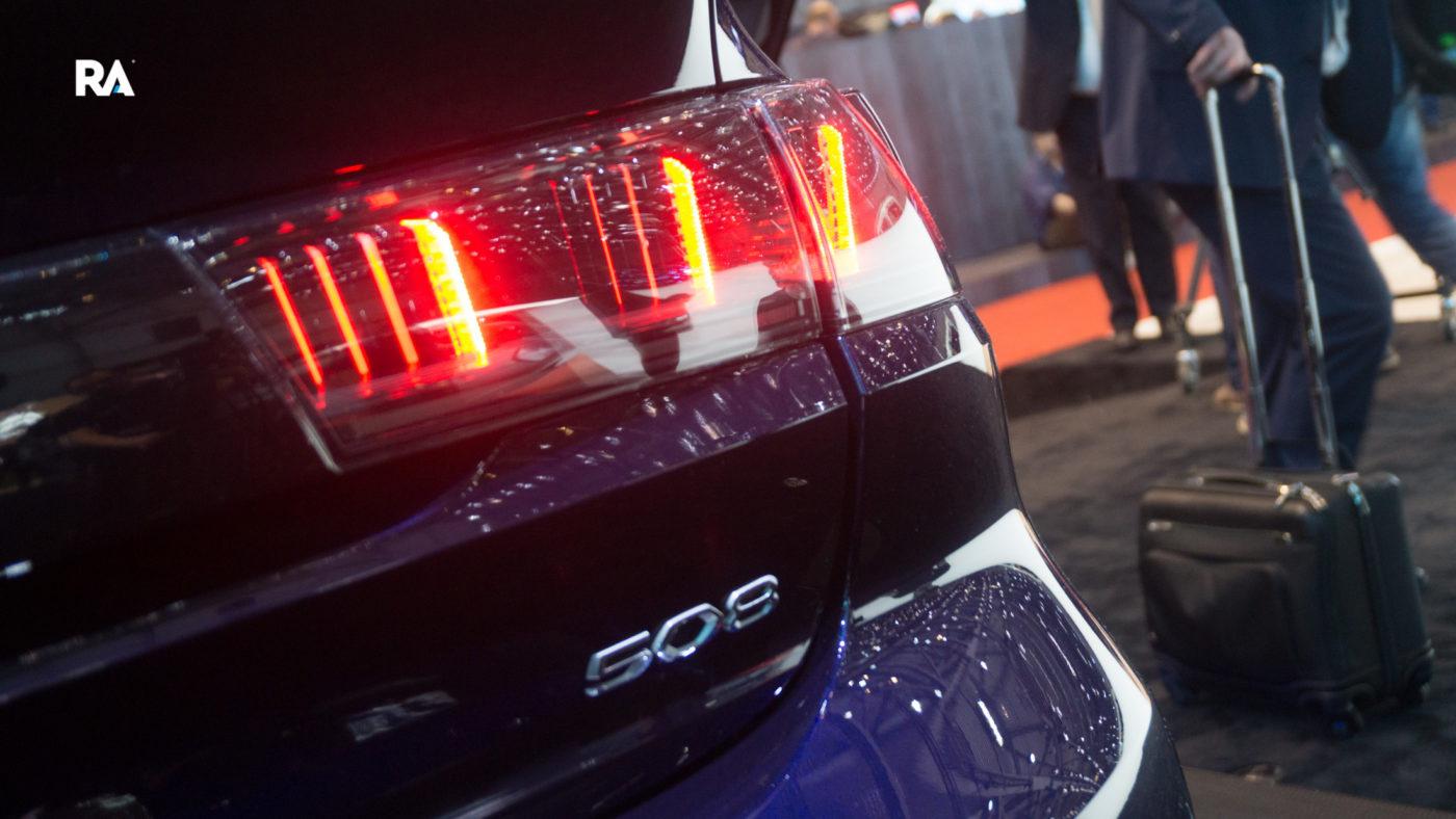 Peugeot 508 Genebra 2018