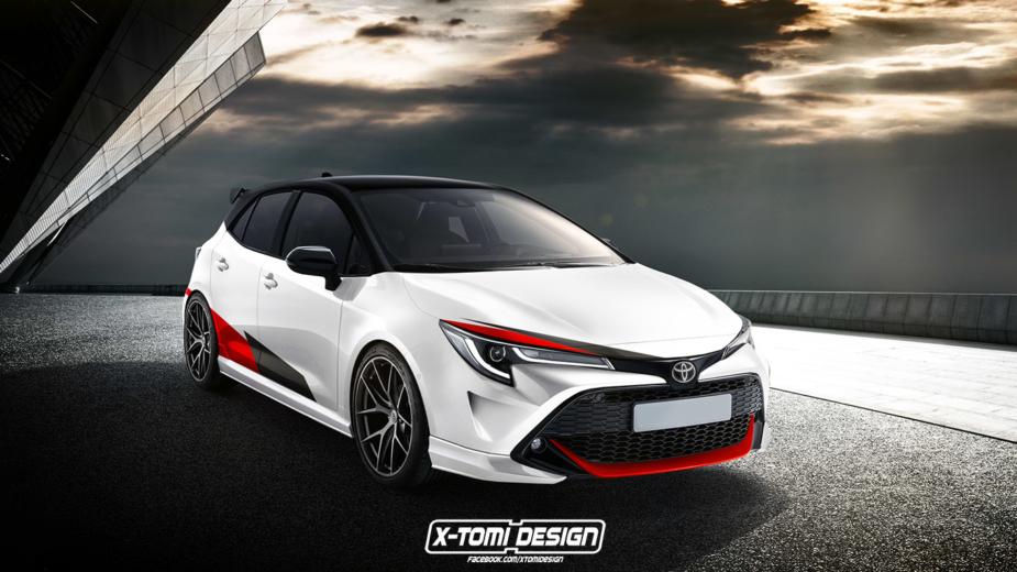Toyota Auris GRMN