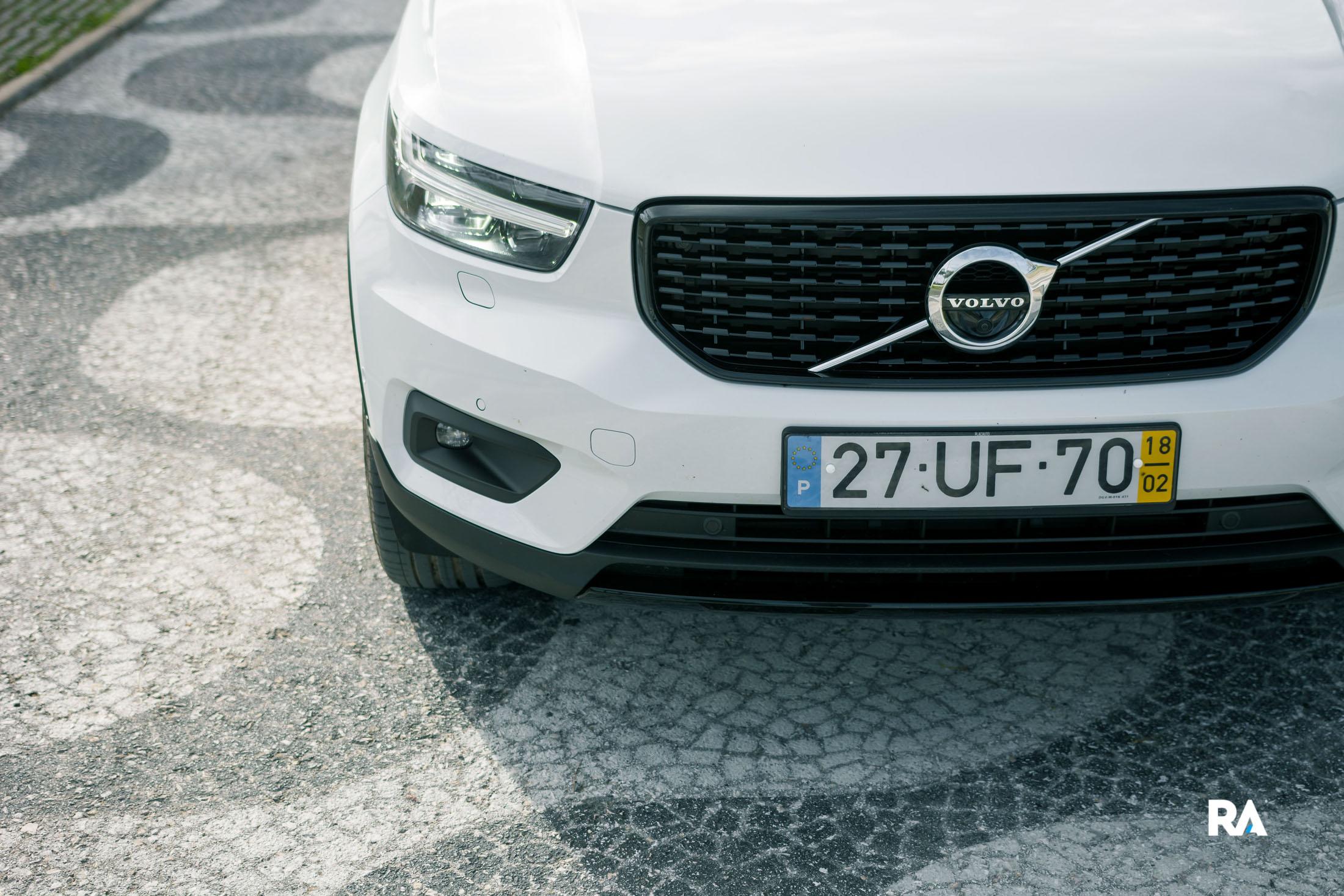 Volvo XC40 D4 AWD