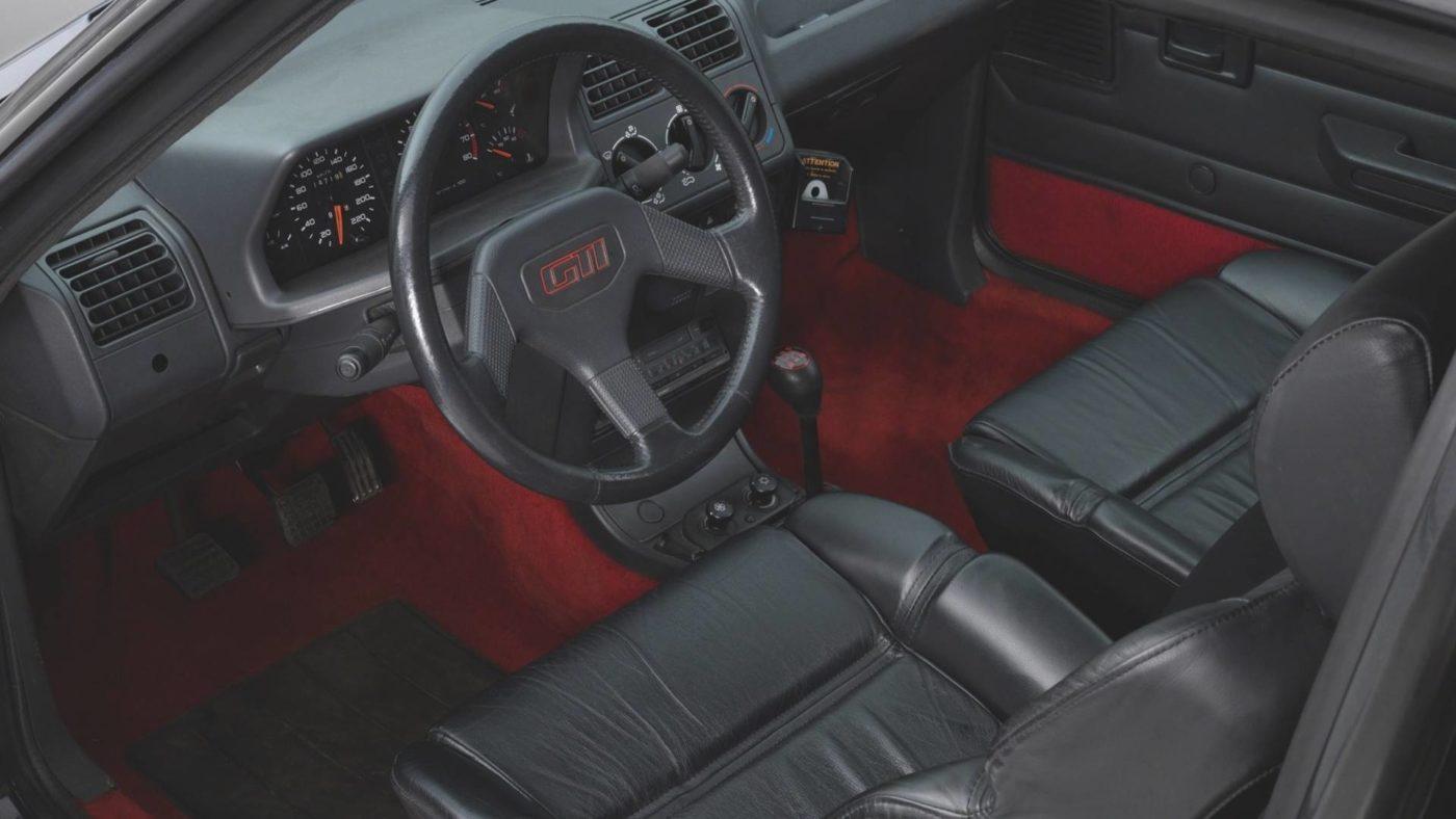 Peugeot 205 GTI Blindado 2018