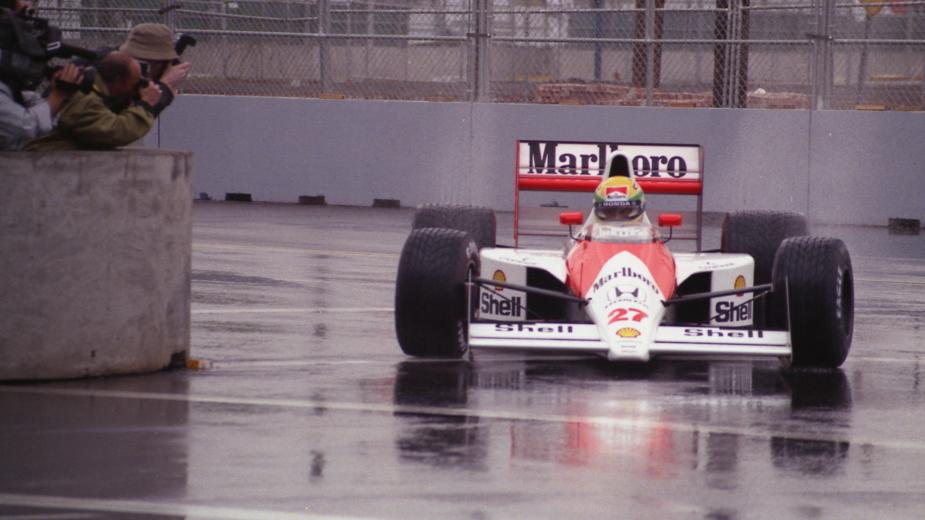 Aurton Senna