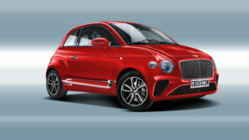 Bentley City Car