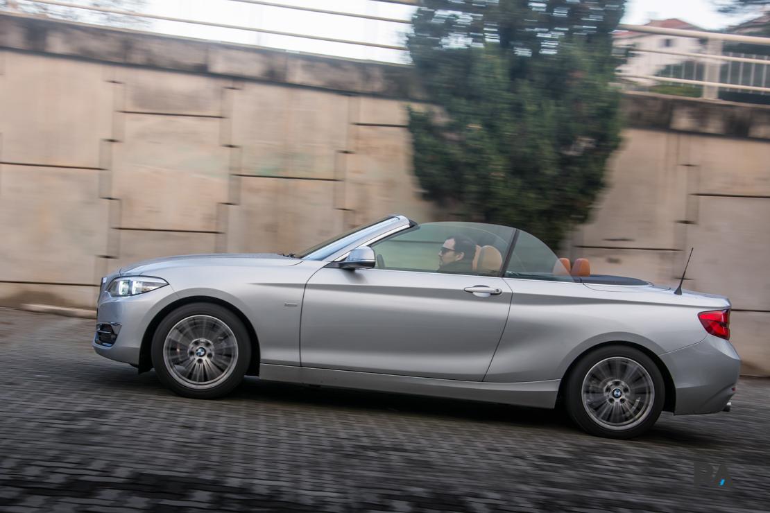 BMW 218i Cabrio
