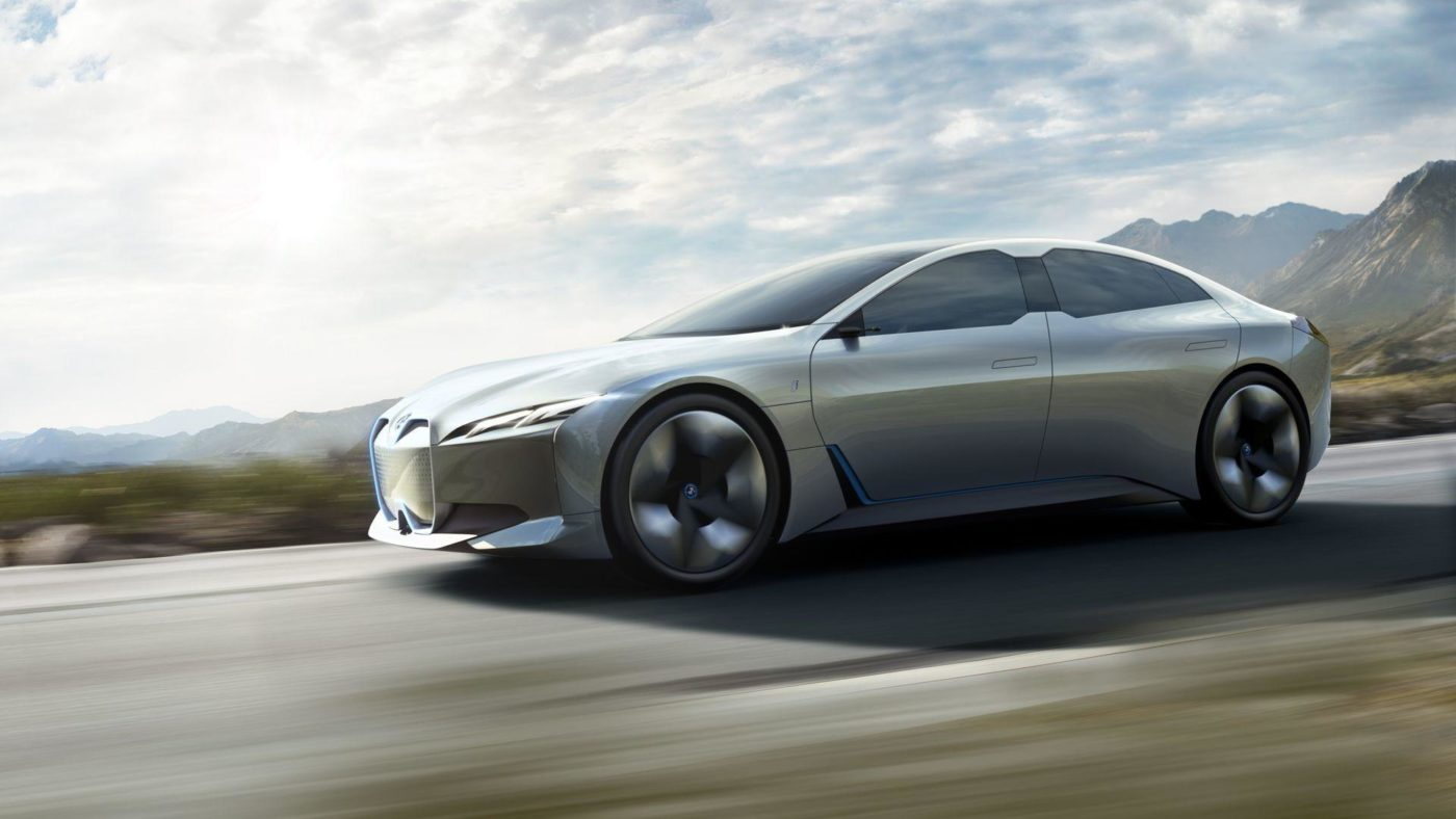 BMW i-Vision Dynamics Concept 2017