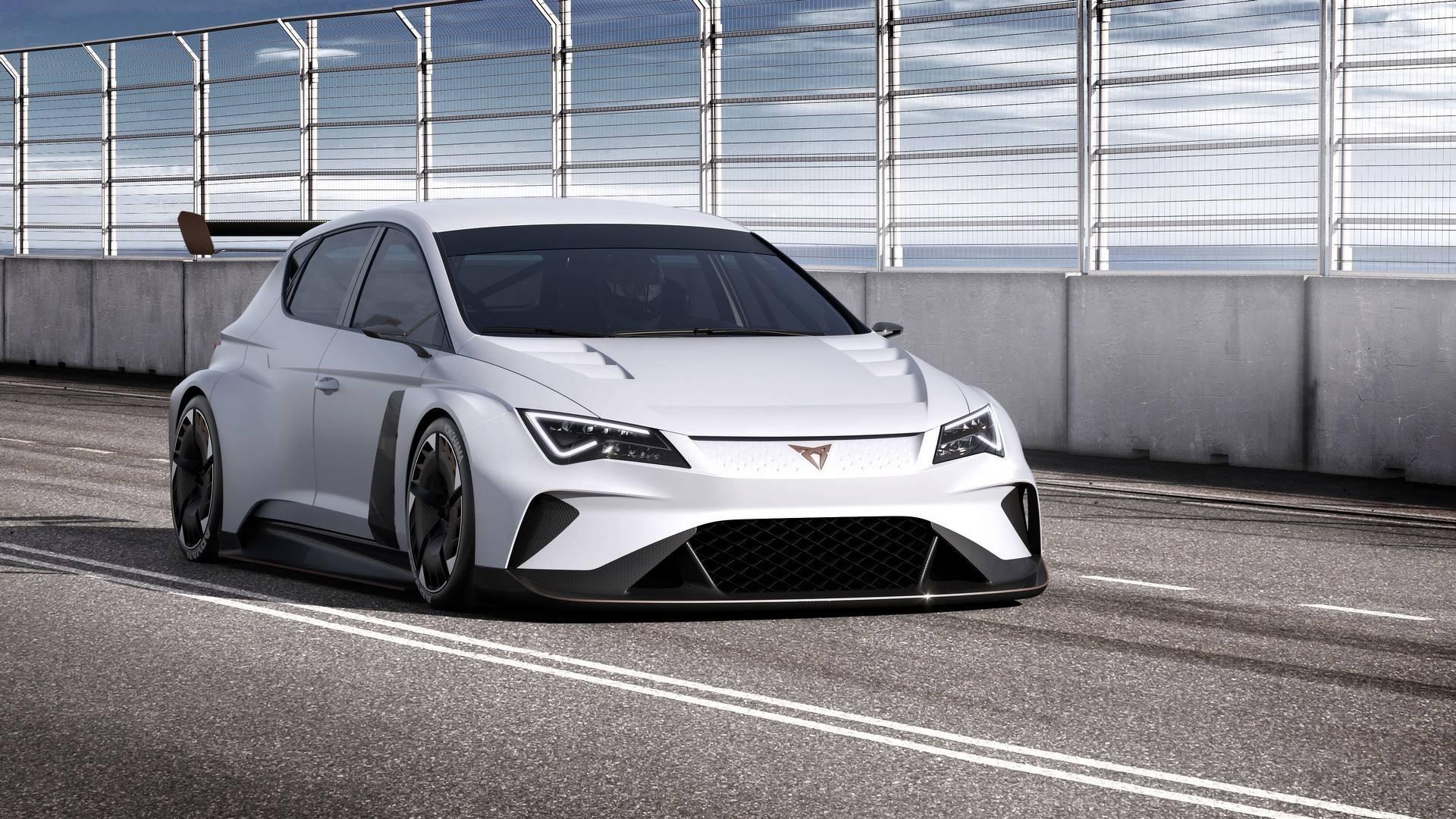 Cupra e-Racer 2018