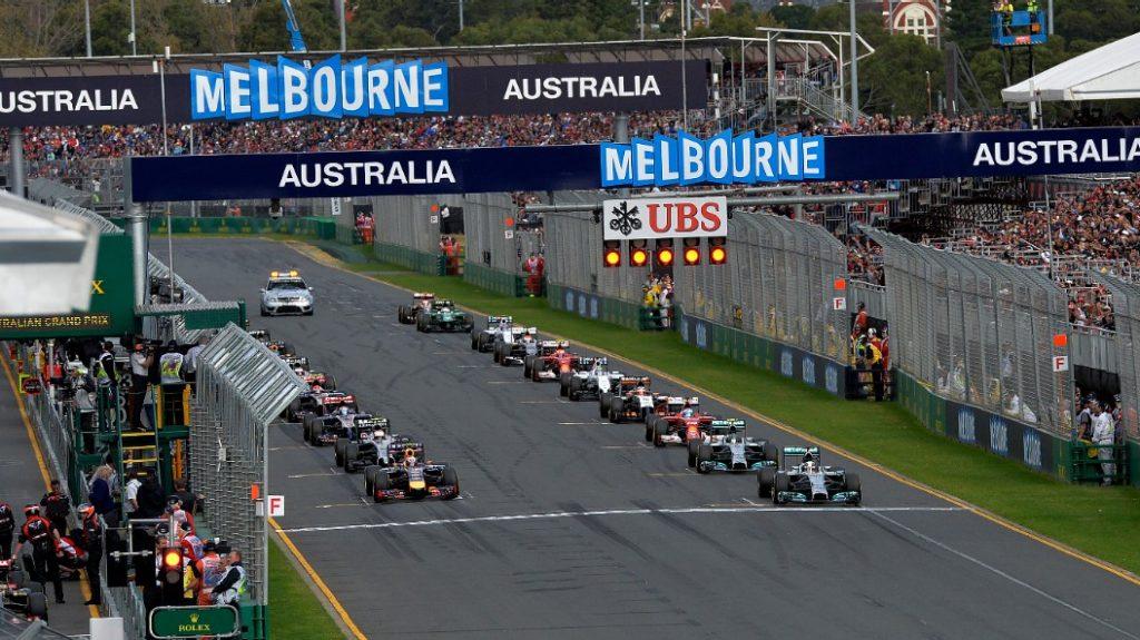 GP da Austrália de F1