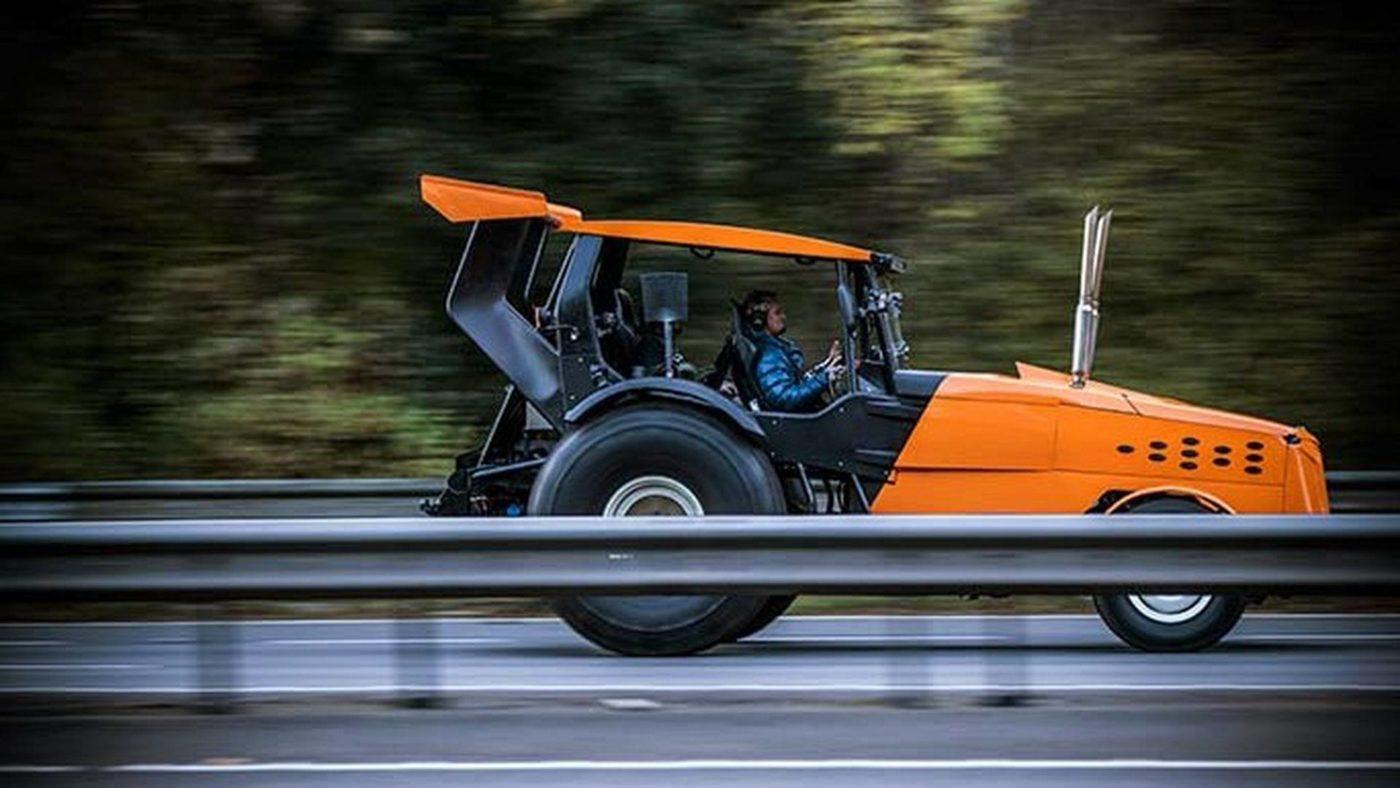 Tractor mais rápido do mundo 2018