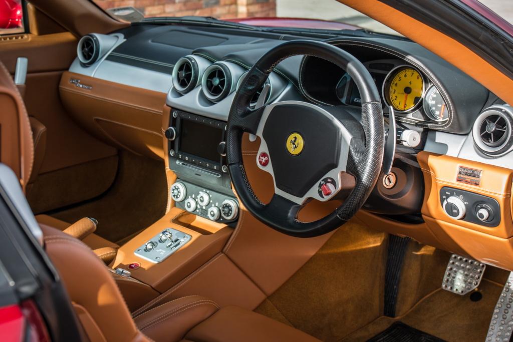 Ferrari 612 Scaglietti 2018