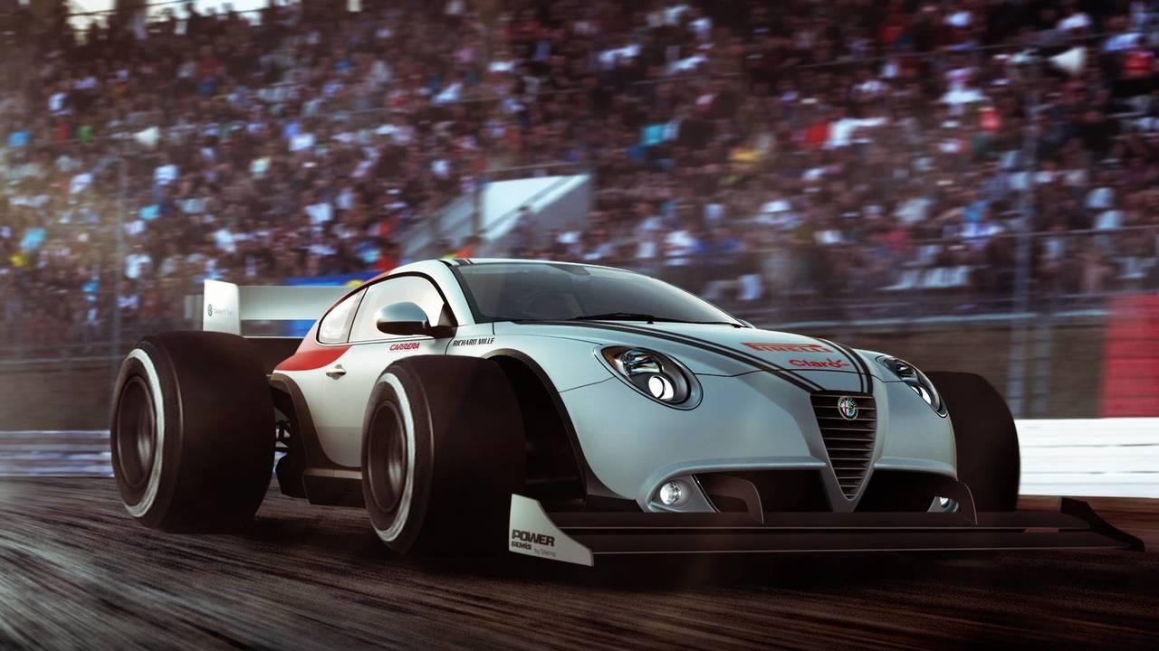 Sauber-Alfa Romeo MiTo