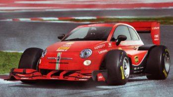 Ferrari-Fiat 500