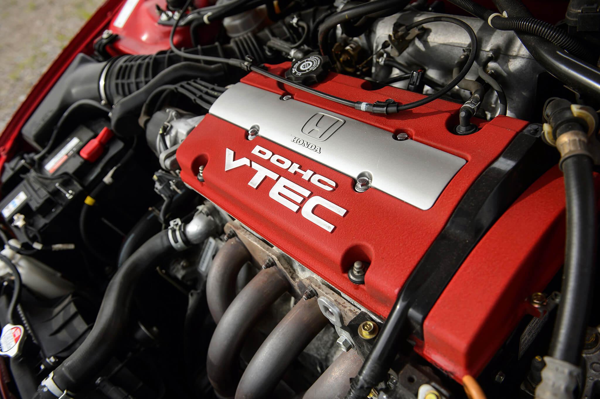Honda Accord Type R motor