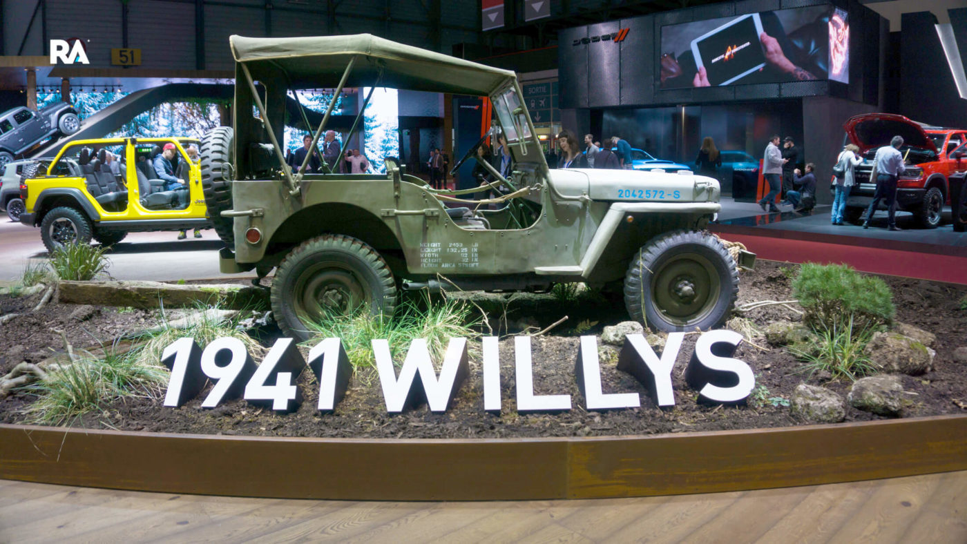 Willys, 1941