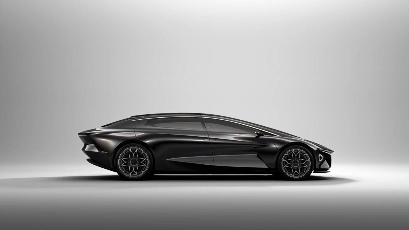 Aston Lagonda Vision
