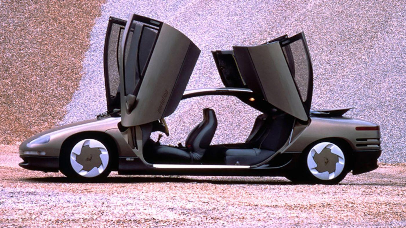 Lamborghini Portofino concept, 1987