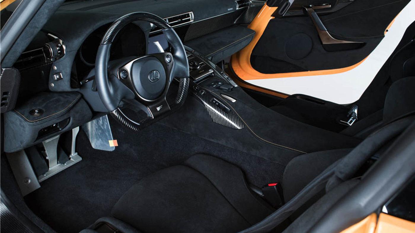 Lexus LFA Nürburgring 2012