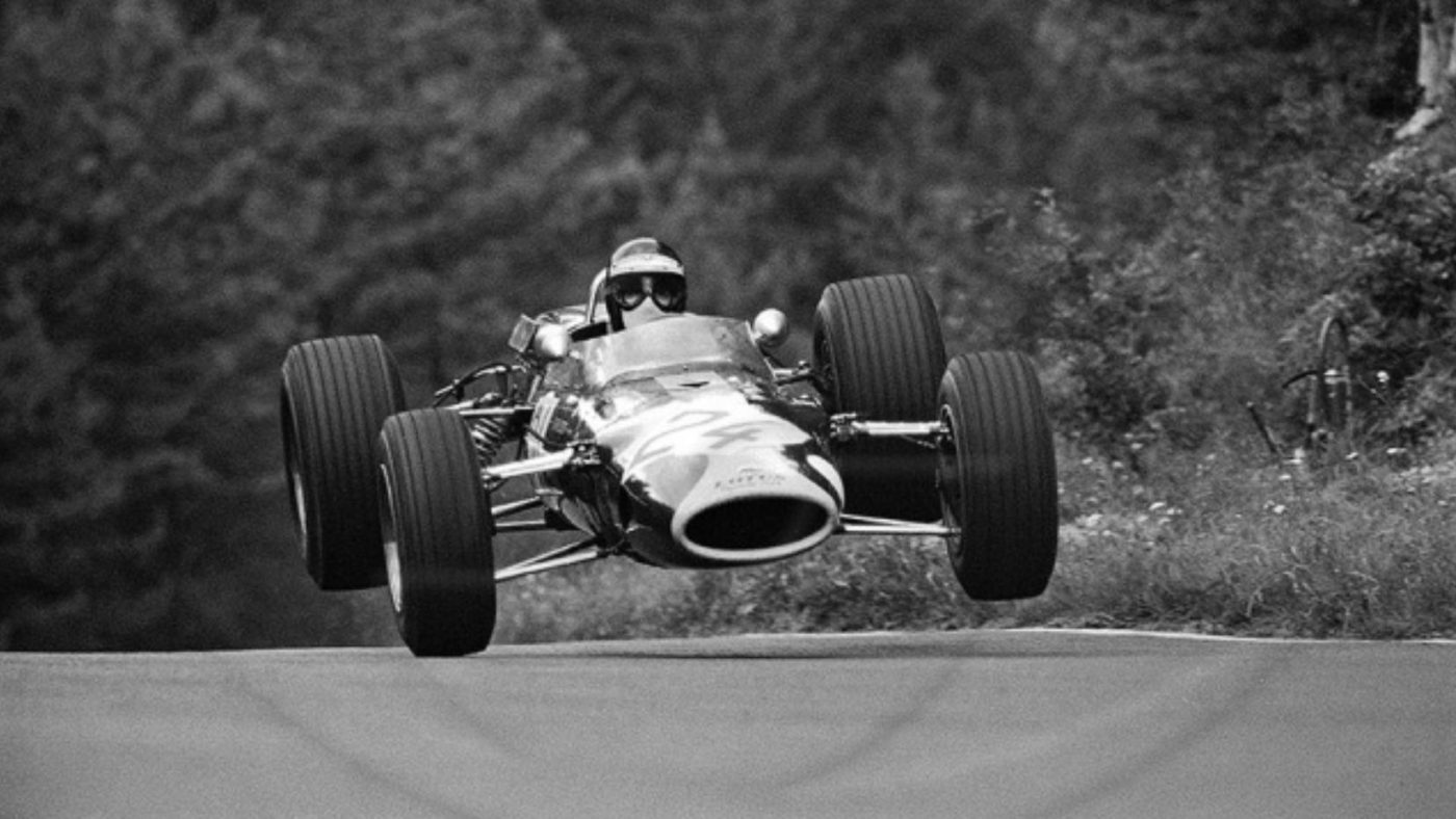 Lotus Ford, 1967, Fórmula 1