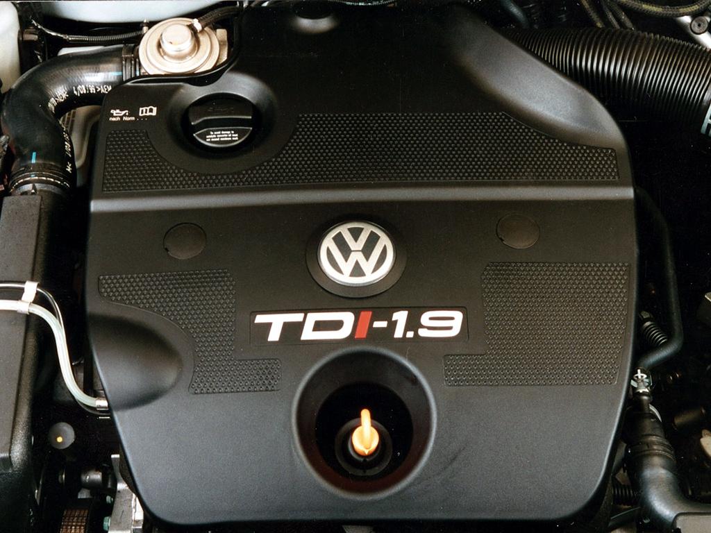 Golf 1.9 TDI