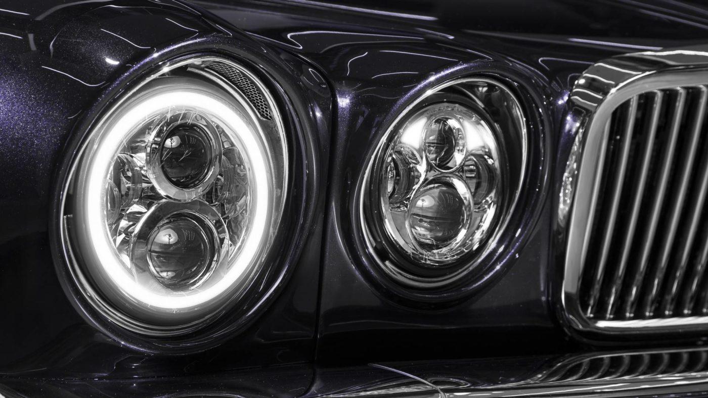 Jaguar XJ6 III Baterista Iron Maiden 2018
