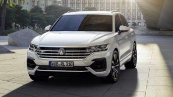 Volkswagen Touareg 3.ª geração 2018