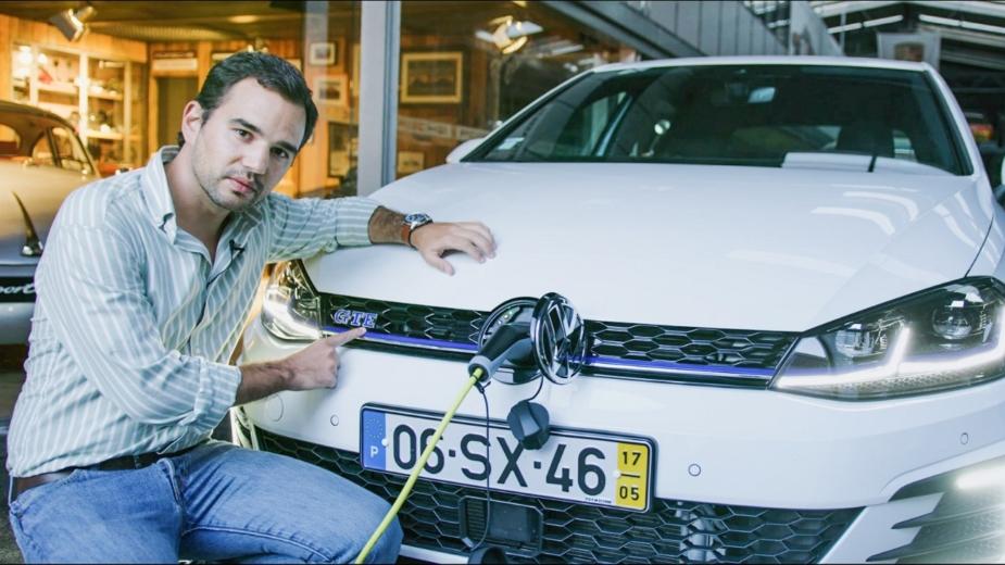 Volkswagen Golf GTE Portugal