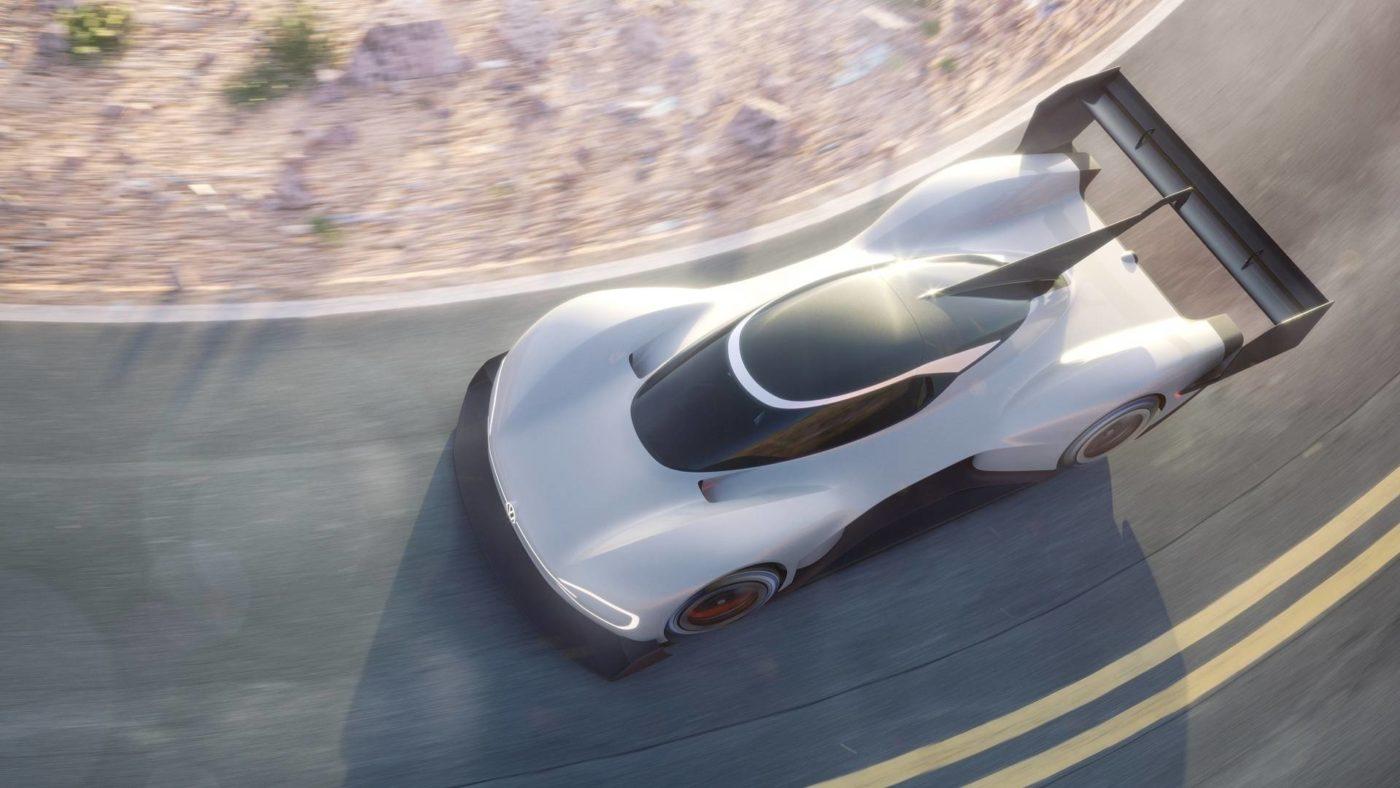 ID R Pikes Peak: Aí está o desportivo elétrico da VW