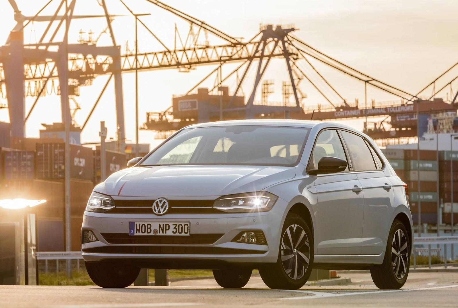 Volkswagen Polo 1.0 TSI confortline