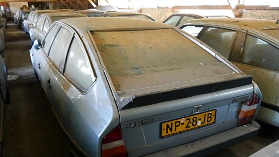 1985 Citroën CX 22 TRS