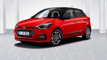Hyundai i20 Restyling 2018