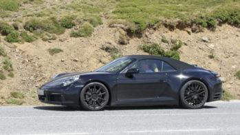 Porsche 911 Speedster 2018