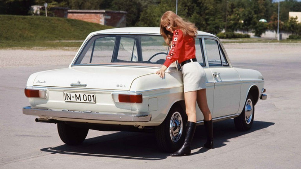 Audi 60 1970