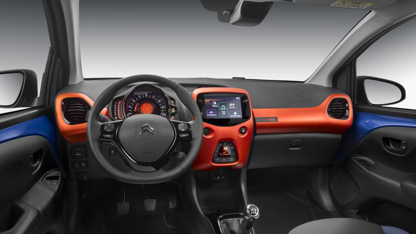 Citroen C1 Restyling 2018
