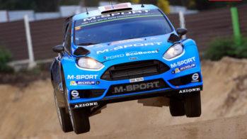 Ford Fiesta WRC, Rally de Portugal