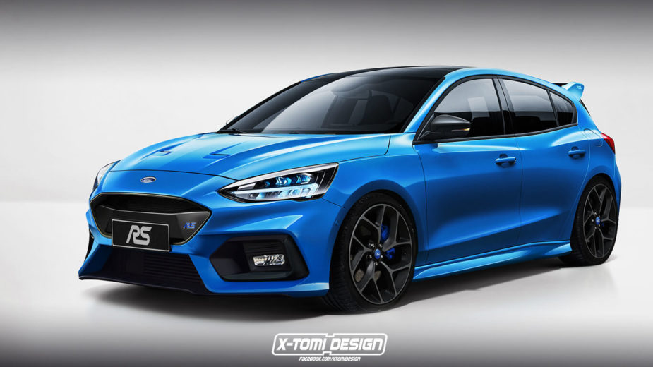 Ford Focus RS X-Tomi Design