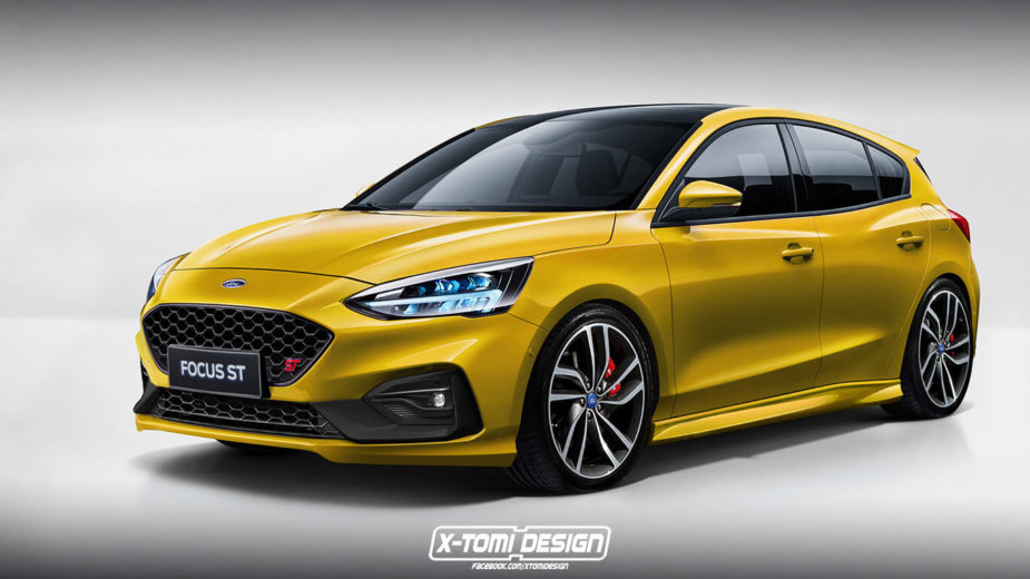 Ford Focus ST X-Tomi Design