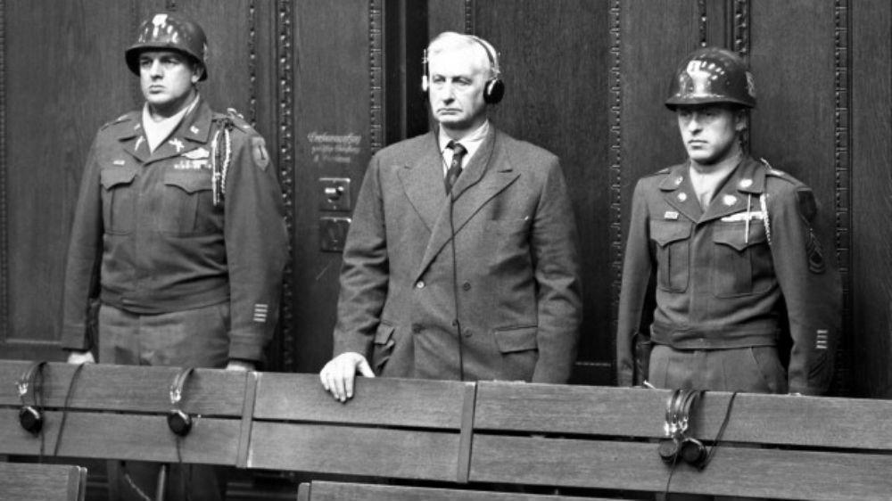 Friedrich Flick Nuremberga 1947