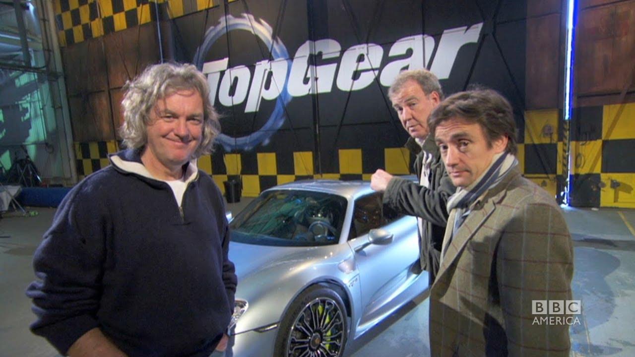 Hammond Clarkson May TopGear